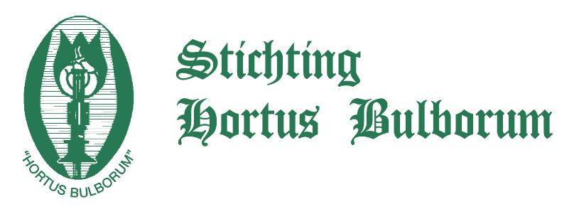 Hortus Bulborum | Historische bloembollen Logo